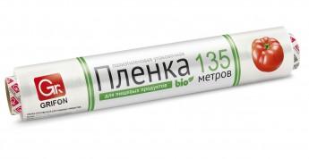 Пленка GRIFON Bio пищевая, 29см×135м, в упаковке.